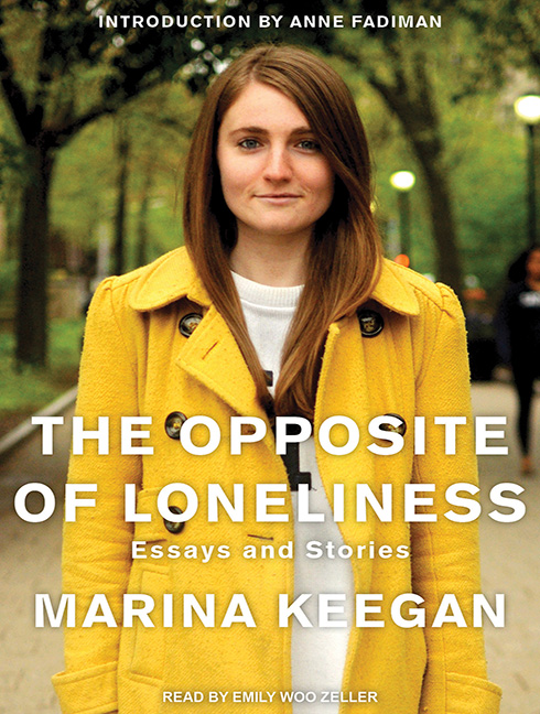 The Opposite of Lonliness