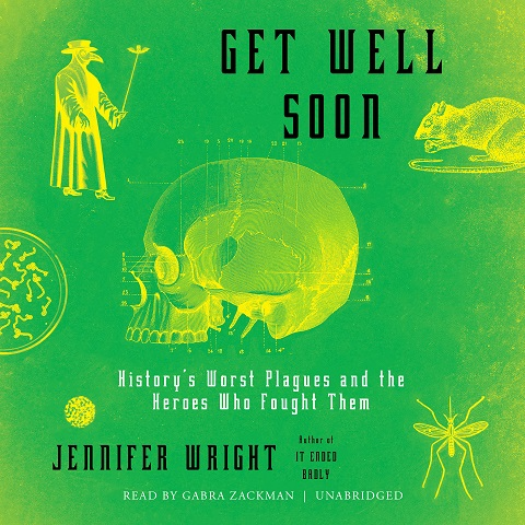 Get Well Soon Audiobook Cover