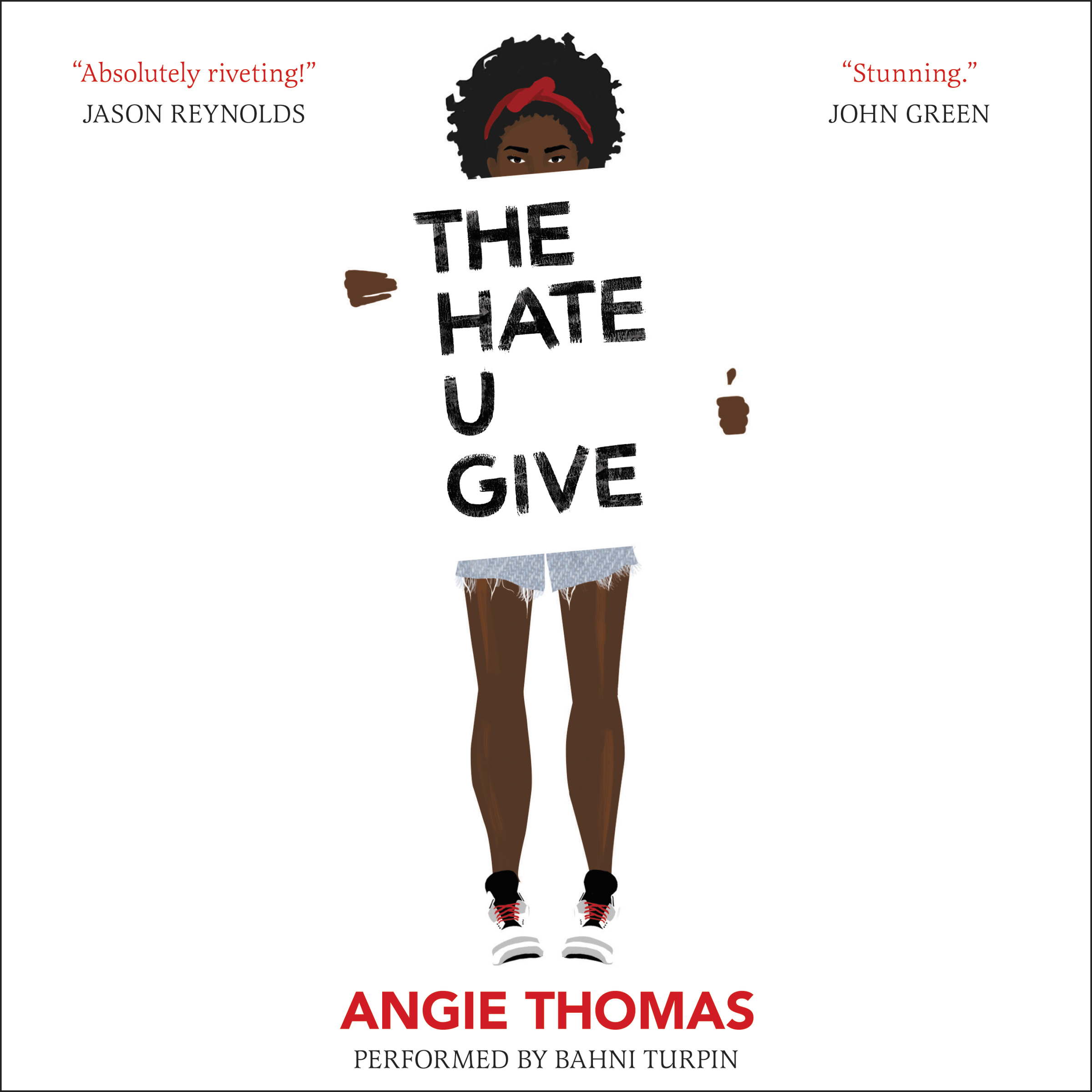The Hate U Give.
