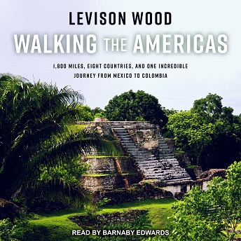 Walking the Americas.