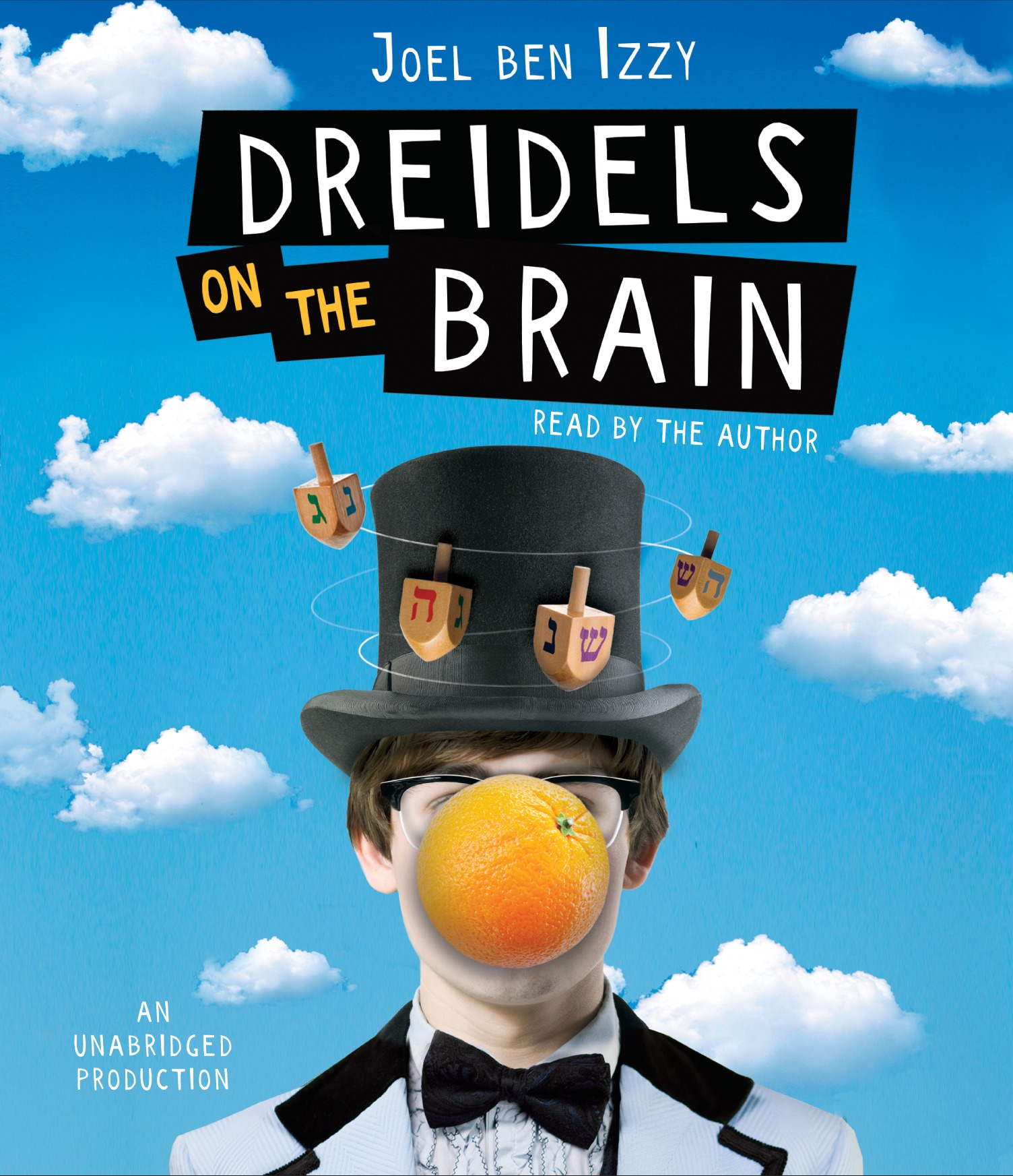 Dreidels on the Brain.