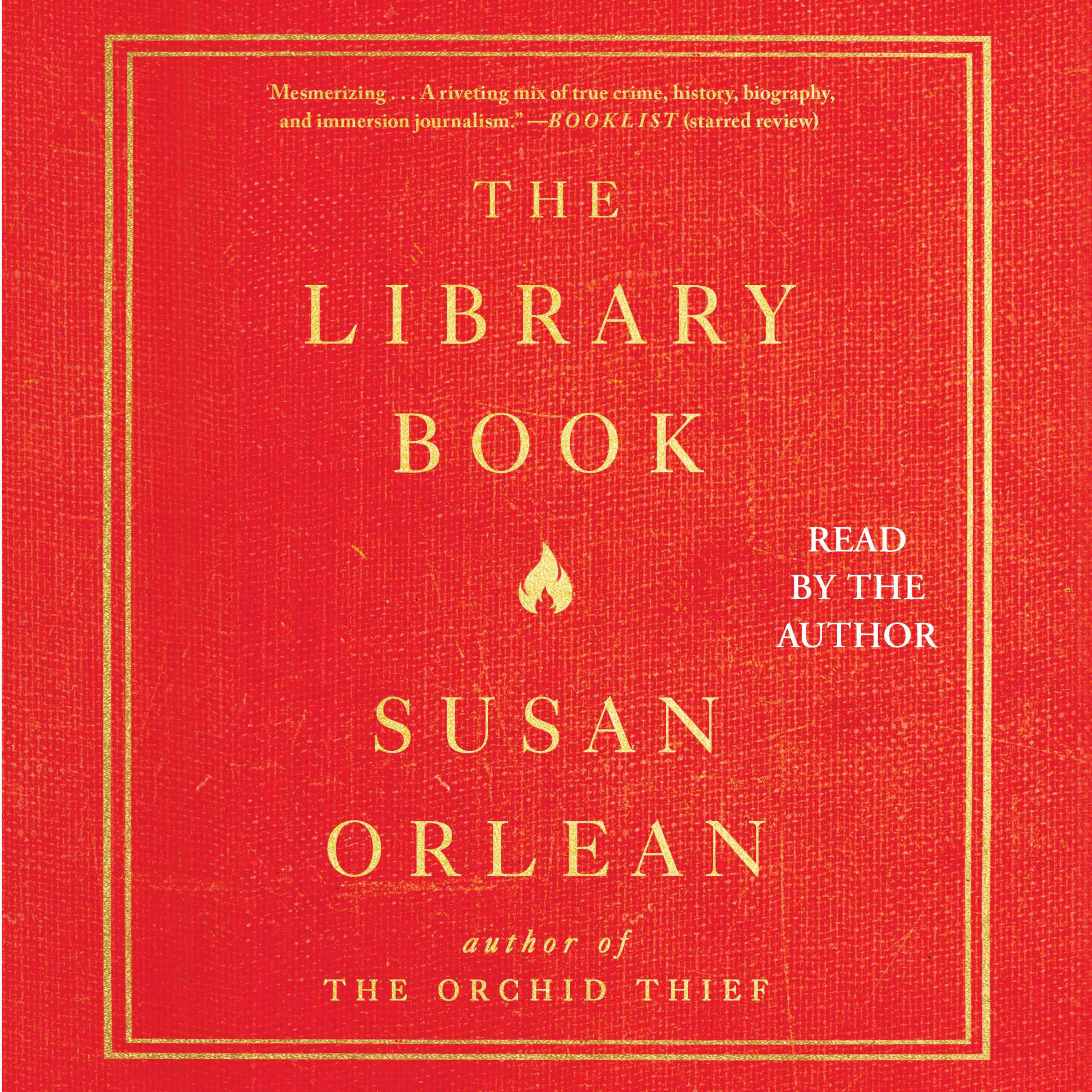The Library Book.