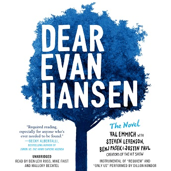 Dear Evan Hansen.