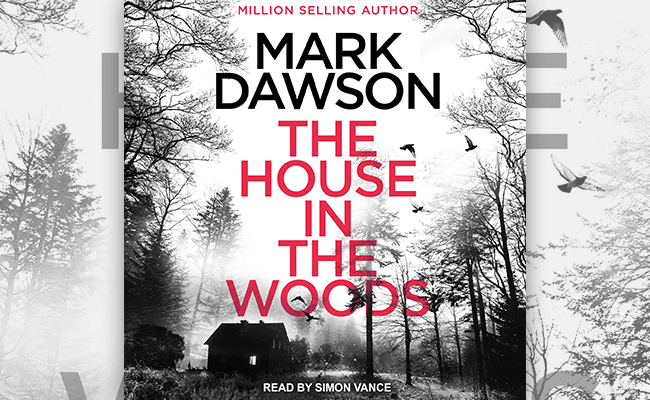 The top free audiobooks in June includes The House in the Woods
